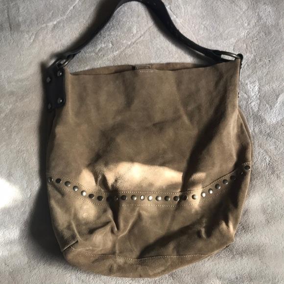 Sundance Handbags - Sundance Suede Bag